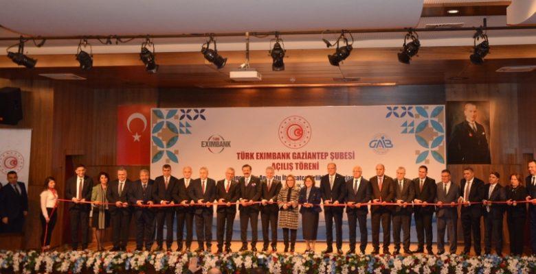 Gaziantep'in ihracatı ithalatından fazla