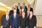 GTB'den, GAOSB Başkanı Topçuoğlu'na ziyaret
