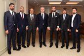 Kitso Başkanı Celkanlı dan Vali Gül e Ziyaret