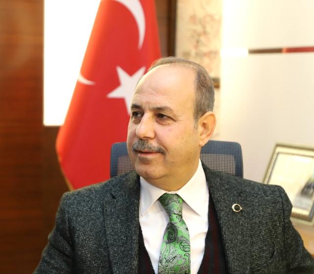 Oğuzeli Belediye Başkanı Kılıç tan 25 Aralık Mesajı