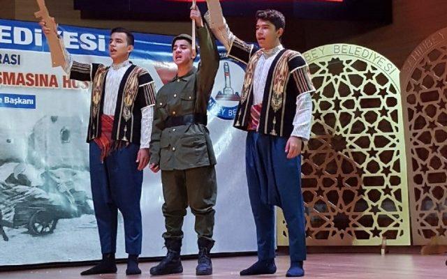 Şahinbey de Öğrenciler Yarıştı