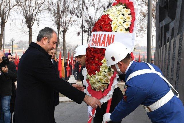 Atatürk ün Gaziantep e Gelişinin 86. Yıl Dönümü Kutlandı