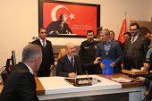 Bakan Soylu Tahmazoğlu'nu tebrik etti
