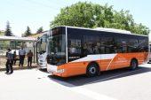 Gaziantep Büyükşehir toplu taşımada büyümeye devam ediyor