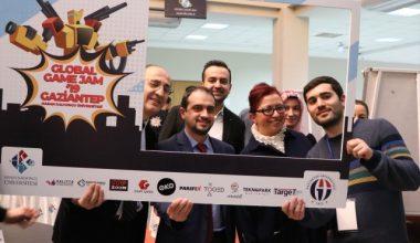 Global Game Jam Gaziantep te Başladı