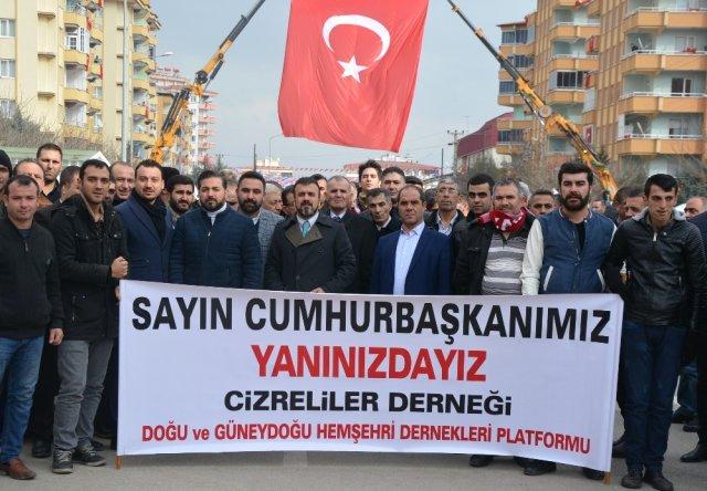 Kadooğlu ndan Başkan Erdoğan a Tam Destek