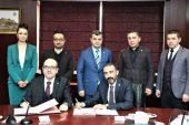 Kent, İnşaat ve Ekonomi Kongresi  Protokolü İmzalandı