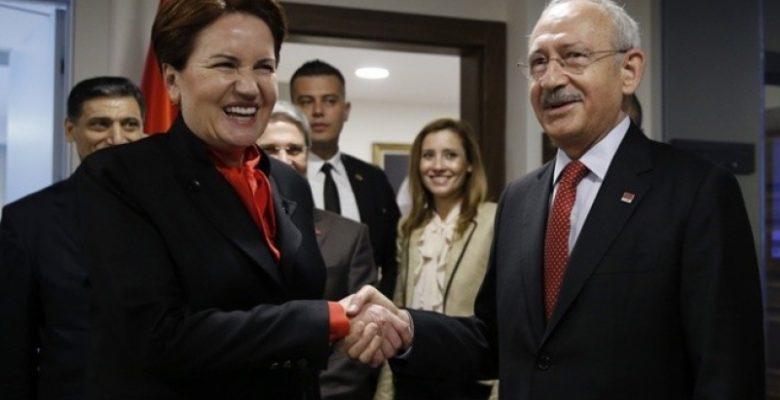 İYİ Parti-CHP ittifakı tamam!