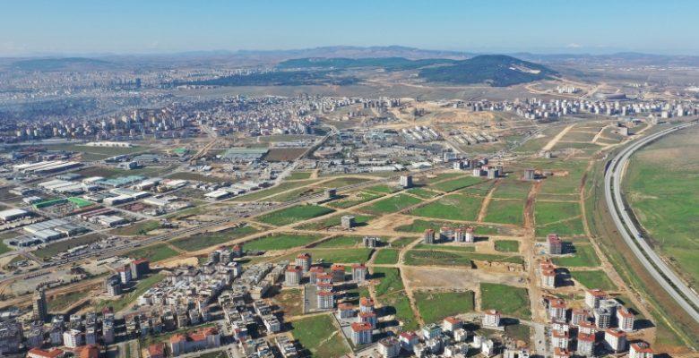 Şehitkamil'de binlerce kilometre yol açıldı