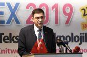 """""""PENTEX Fuarının Türkiye'de ilk olarak şehrimizde yapılması gurur kaynağı olmuştur"""""""