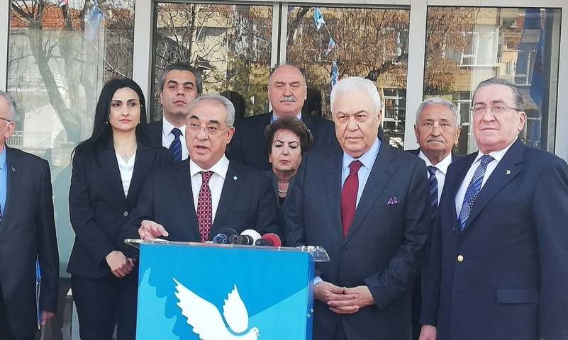 'İttifak yok, Gaziantep'in doğal adayıyım'