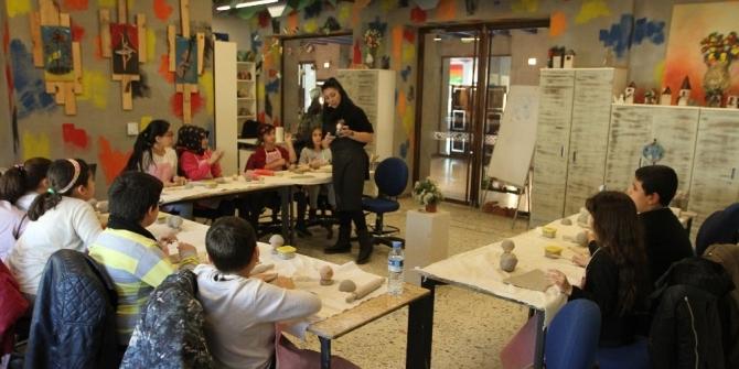 Yarıyıl Tatili Fırsat Bilen Çocuklar Oyuncak Müzesine Akın Etti