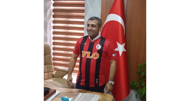 Taşdoğan Gazişehir formasını giydi