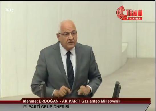 Türkiye Aşığı Vekilimiz  Mehmet ERDOĞAN