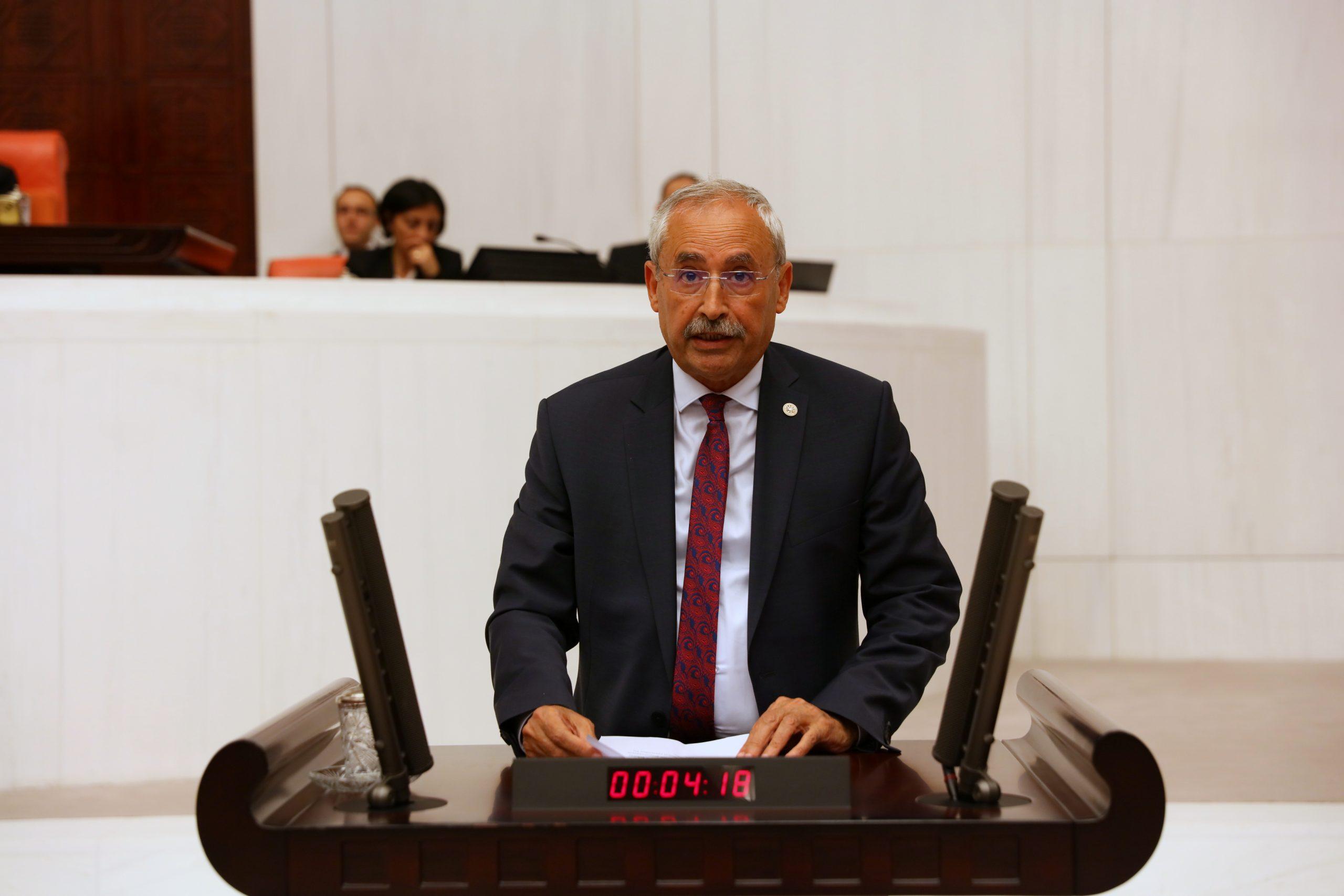 "KAPLAN ""SAĞLIK TEKNİKERLERİ ATAMALARI MECLİS GÜNDEMİNDE!"