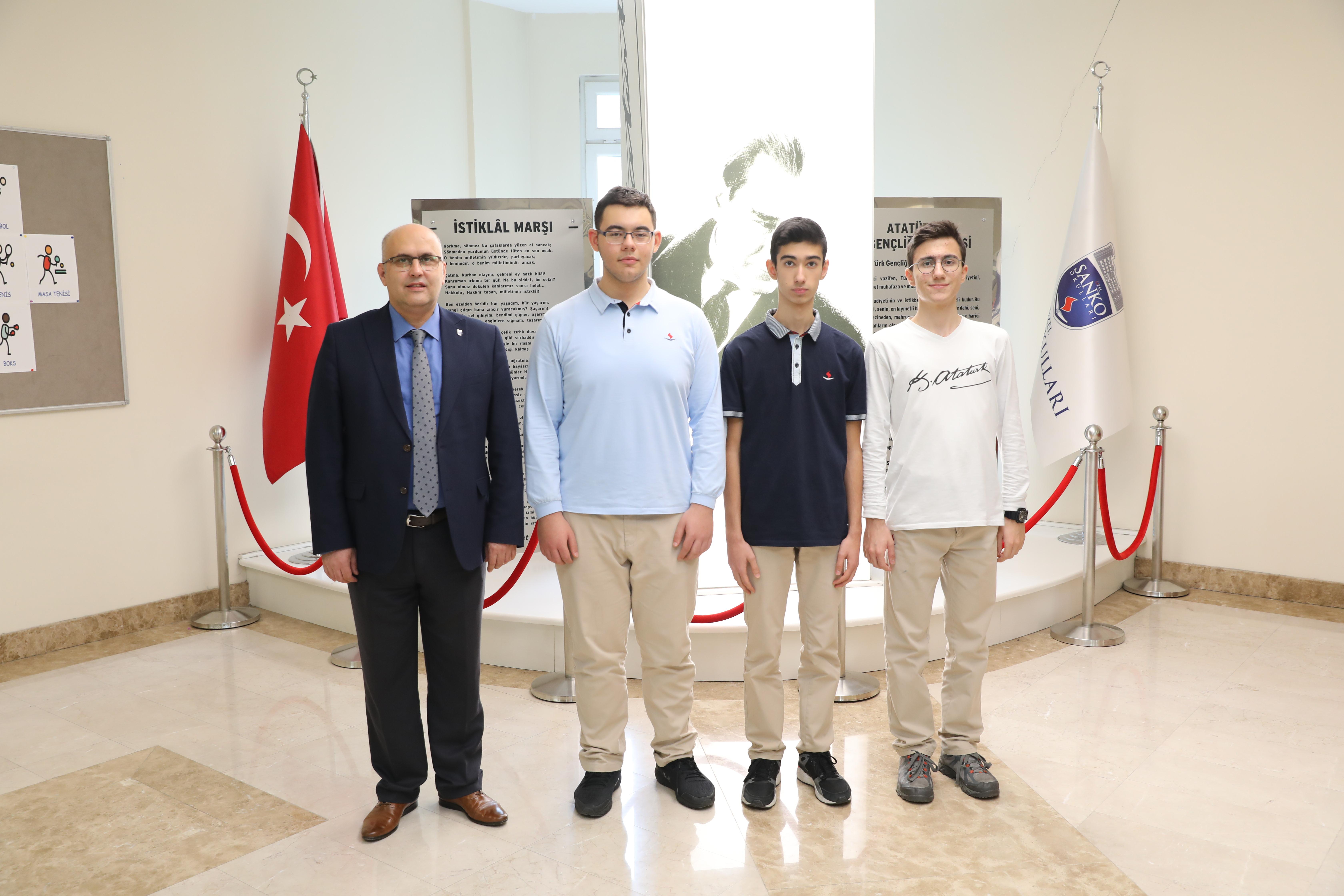 SANKO Okulları Türkiye Finallerinde