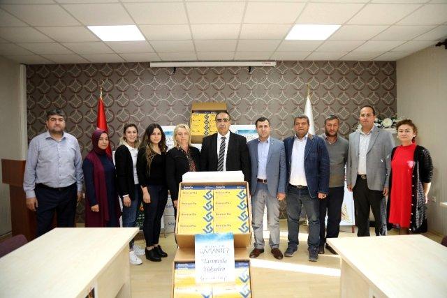 Büyükşehir den 250 arıcıya ilaç desteği!