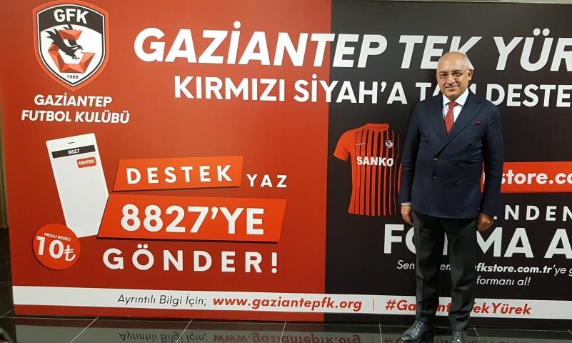 2020 Gaziantep FK'nın başarı yılı olacak