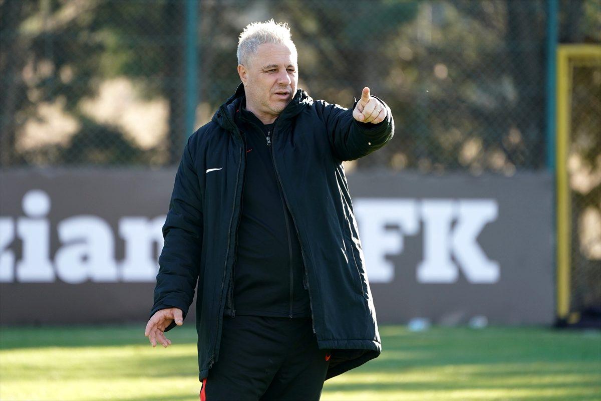Gaziantep FK de kupa mesaisi