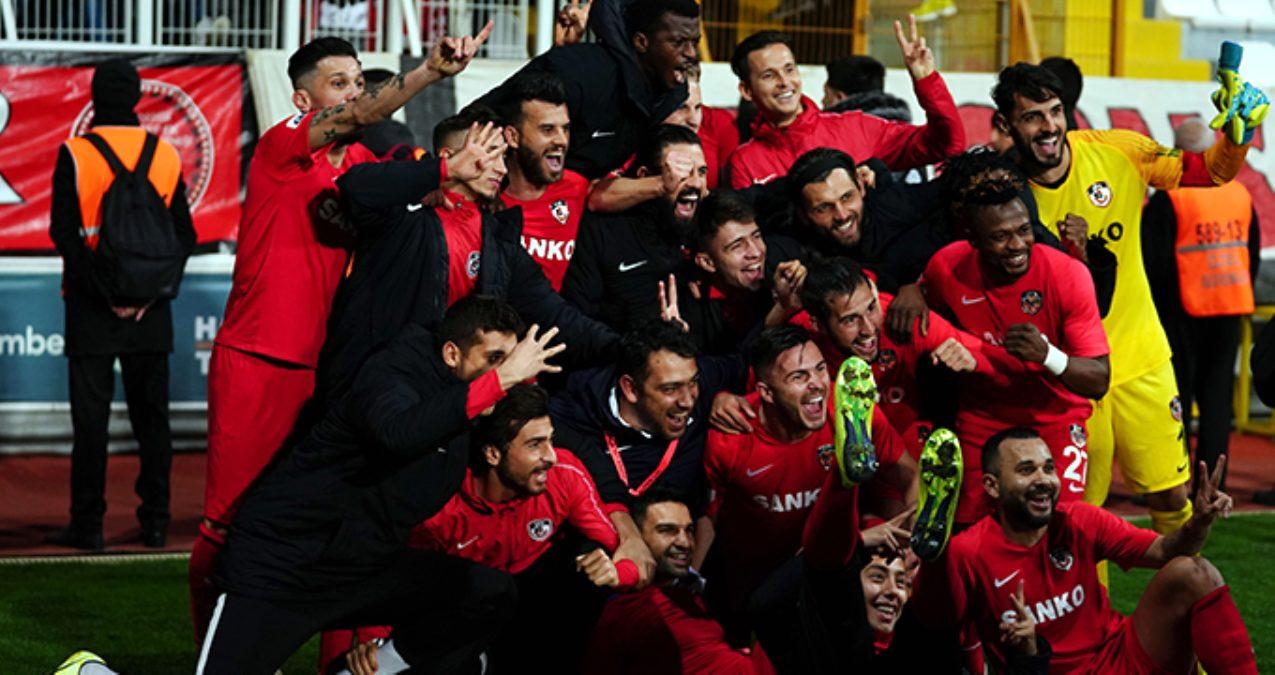 Gaziantep, Kasımpaşa yı 4-3 yendi!