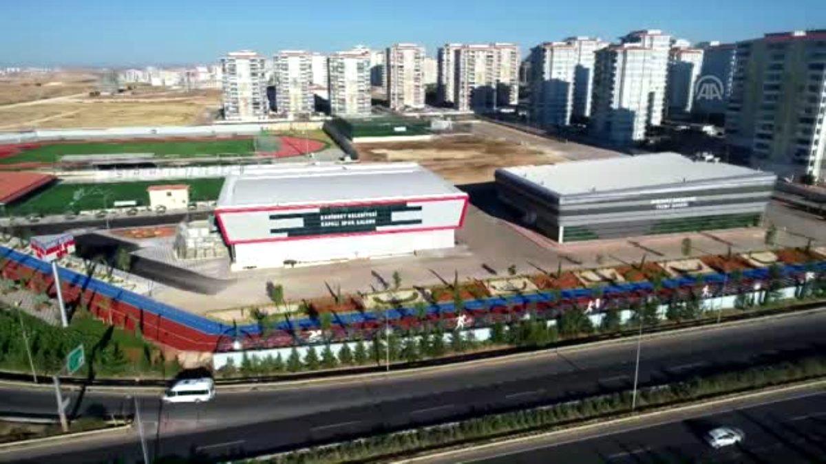 Şahinbey Belediyesi, sporda yetenek avında