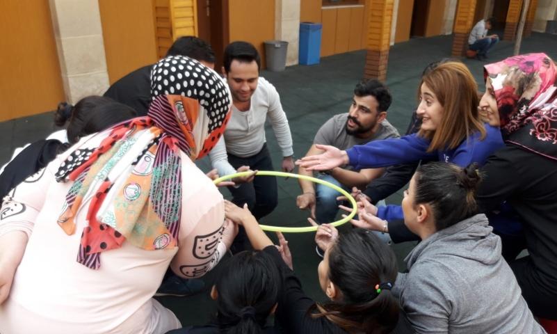 Büyükşehir'in personel eğitimleri farklılaşıyor