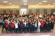GKV'de anaokulu öğrencilerinin ilkokulda 1 gün heyecanı