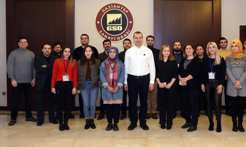 GSO'da ihracat akademi eğitimleri başladı