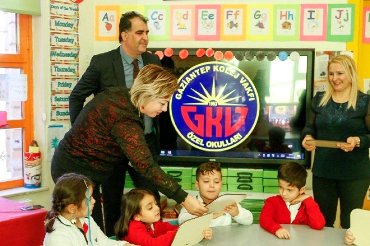 GKV de anaokulu öğrencilerinin ilkokulda 1 gün heyecanı