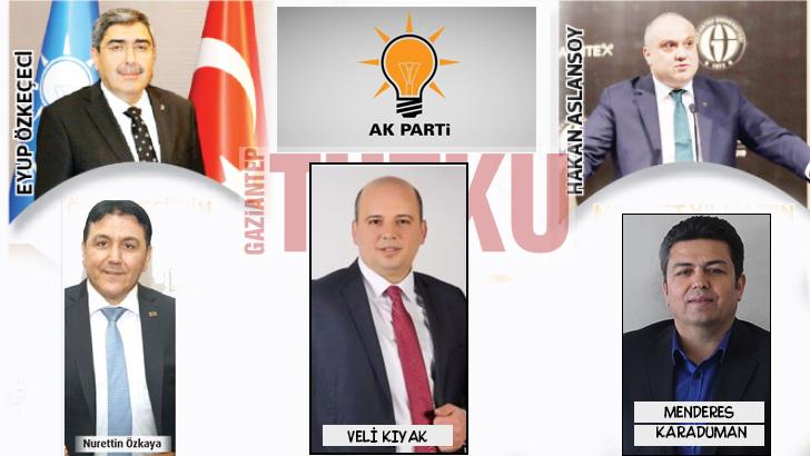 AK Parti'de İl Başkanlığı Heyecanı