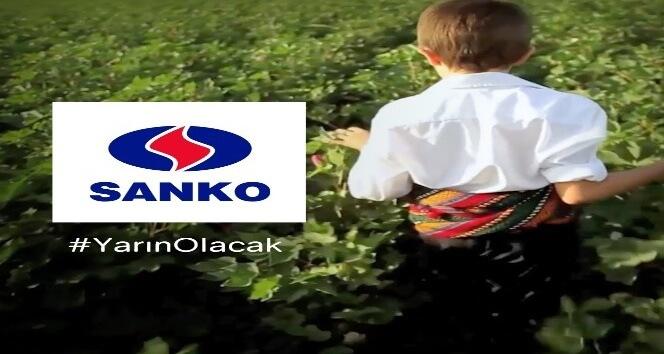 """SANKO Holding anlamlı """"Yarın Olacak"""" filmi"""