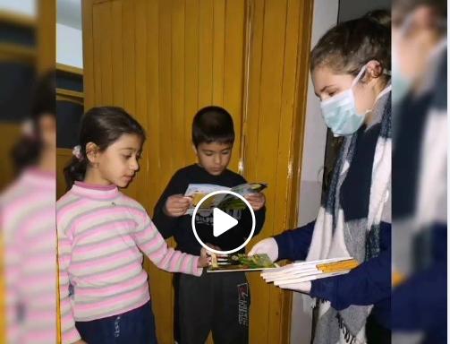CHP Şehitkamil gençlerinden anlamlı video