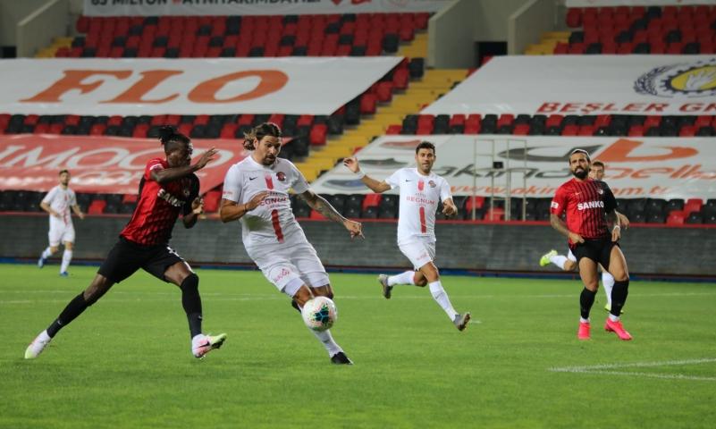 Gaziantep FK Fırsatı Tepti