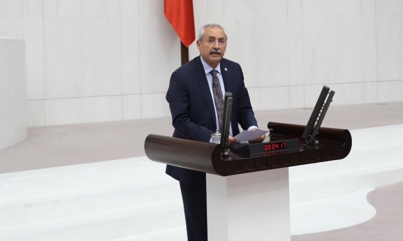 """KAPLAN """"AKP İKTİDARI KEŞKE BİRAZ DA GELECEKLERİ DÜŞÜNSE!"""""""