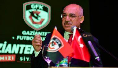 """""""GAZİANTEP'İ BAŞARI İLE TEMSİL EDİYORUZ"""""""