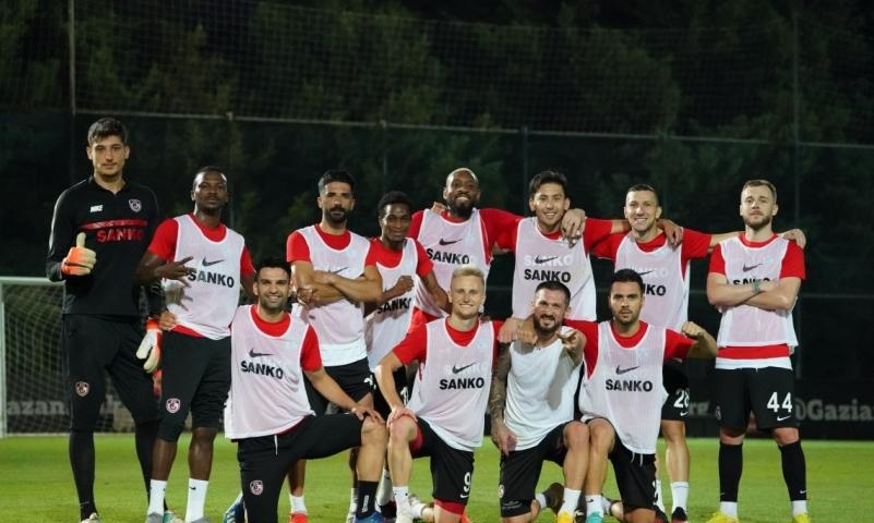 Gaziantep FK'da kazanan beyaz takım