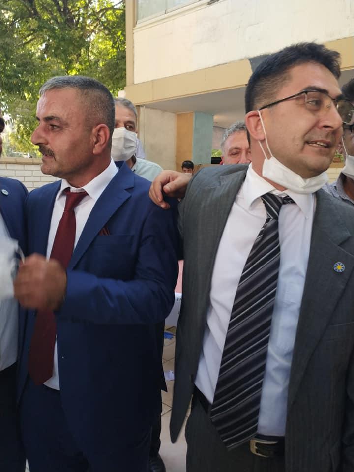 hocaoğlu,iyi parti,oğuz hocaoğlu,tuncay köşker, Gaziantep Tutku Gazetesi