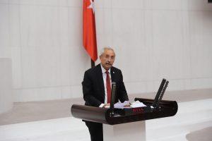 Kaplan Mecliste Sorunları Dile Getirdi