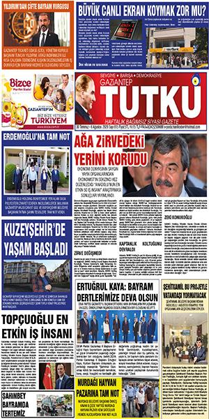 kurban bayramı gazete