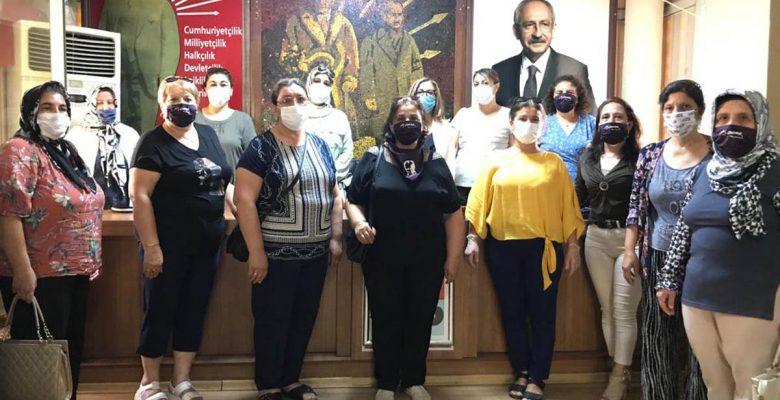 Kadınlar  İstanbul Sözleşmesini Destekliyor