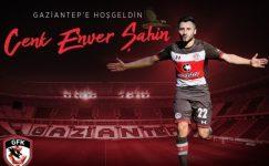 Cenk Enver Şahin Gaziantep FK'da
