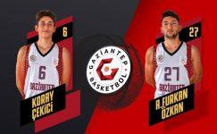 Gaziantep Basketbola altyapıdan takviye
