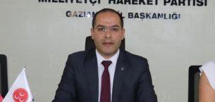 Gaziantep MHP'de kongre heyecanı