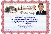 Zeugma Kültür ve Sanat Derneği Kurban Bayramı Kutlama