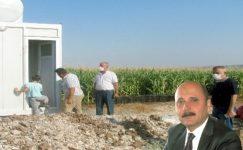Doğru'dan tarım işçilerine konteyner