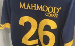 Mahmut COFFEE'den Ankaragücü'ne  Forma Sponsorluğu