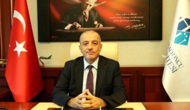 Hasan Kalyoncu Üniversitesi yeni rektörü  Turgay Dereli