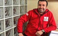 Suriye'de şehit olan Kızılay görevlisi törenle memleketine uğurlandı