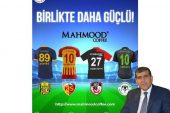 Mahmood COFEE'den Anadolu kulüplerine destek