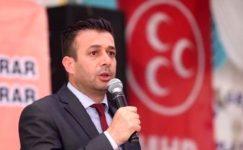 MHP il başkanı Cahit Çıkmaz oldu